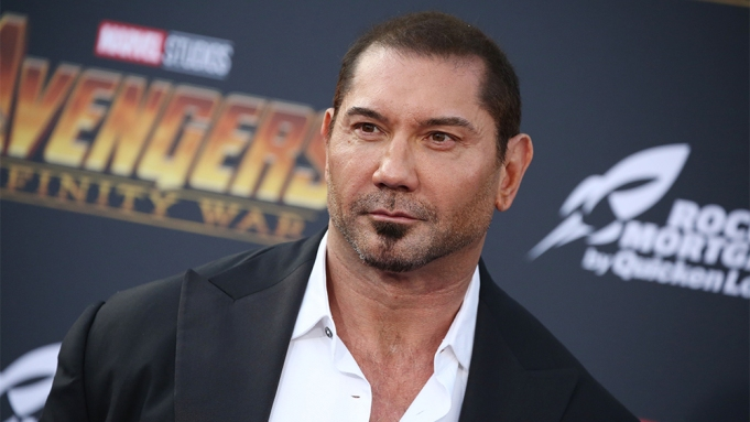 Dave Bautista'Avengers: Infinity War' film premiere,