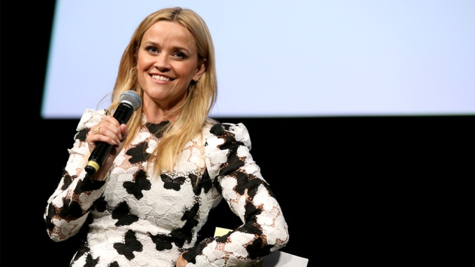 Reese Witherspoon'Shine On With Reese' TV