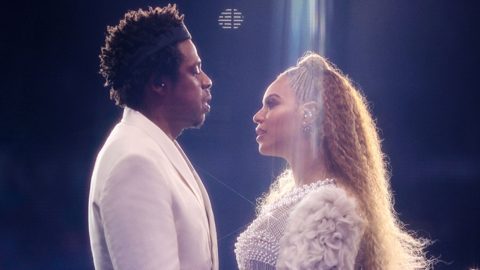 Beyonce and Jay-ZBeyonce and Jay-Z in concert, 'On The Run II Tour', Minneapolis, USA - 08 Aug 2018