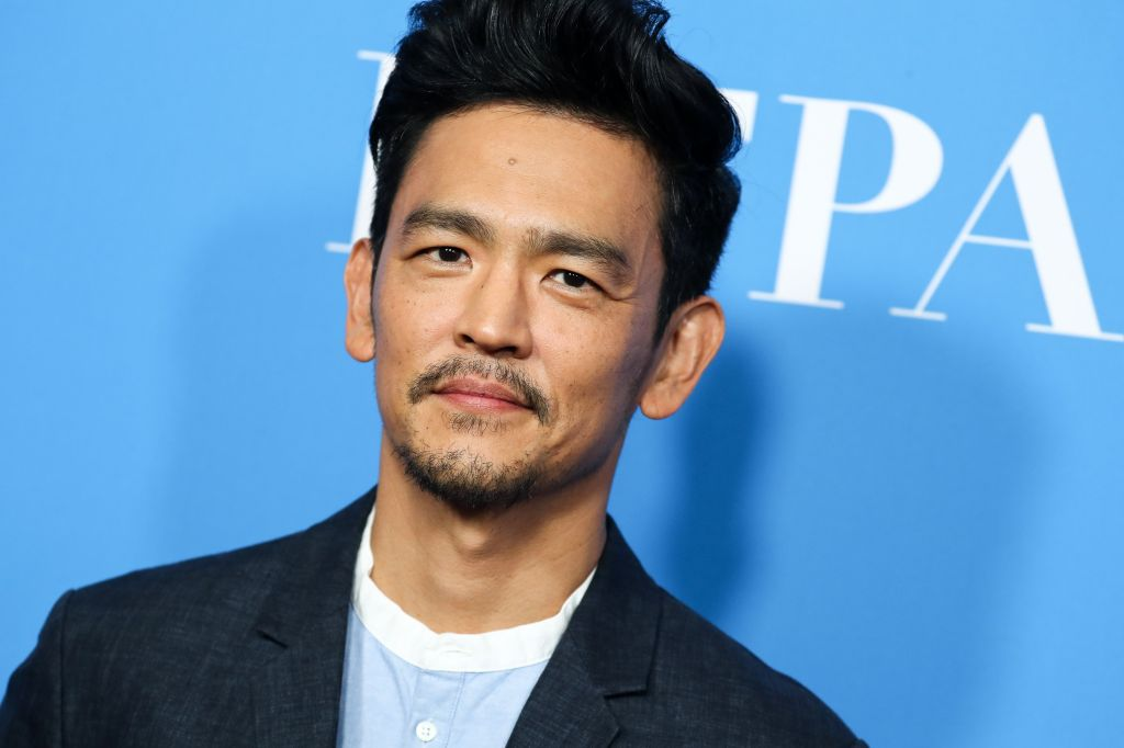 John Cho Hollywood Foreign Press Association Annual Grants Banquet, Arrivals, Los Angeles, USA - 09 Aug 2018