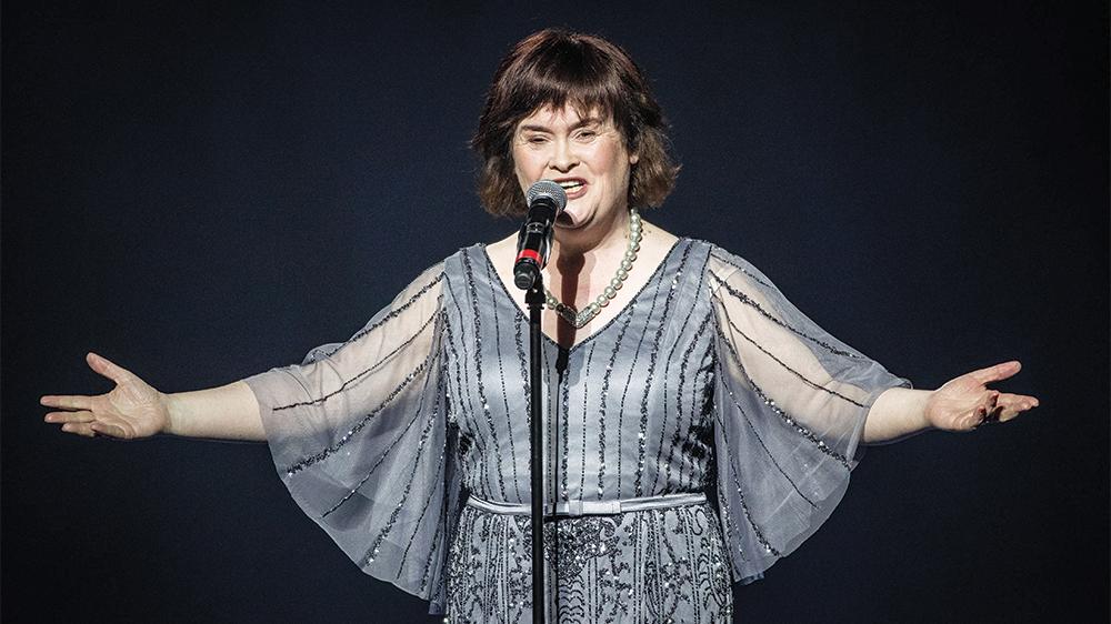 Susan Boyle Britains Got Talent