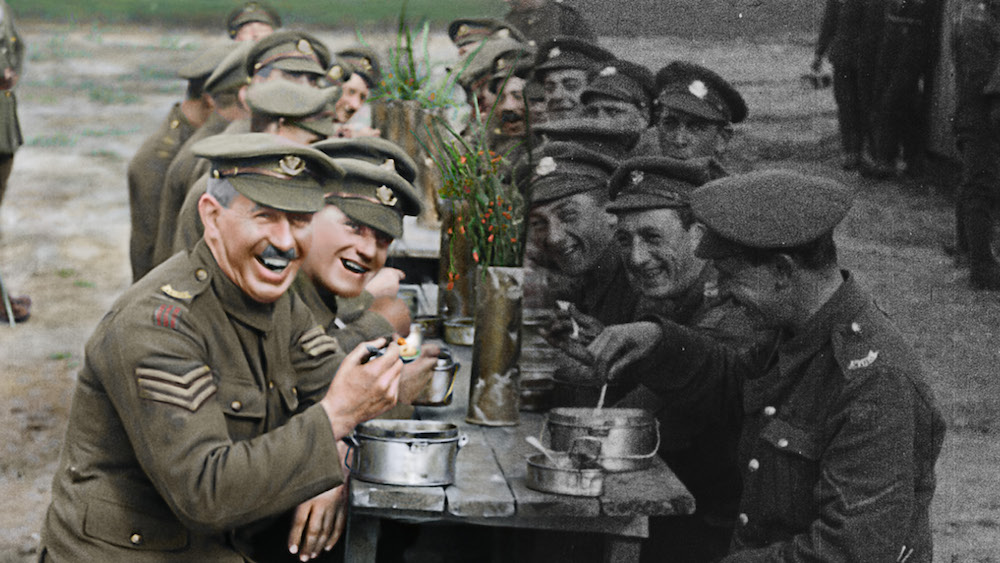 Peter Jackson Documentary 'They Shall Not Grow Old' Nabs Limited China Release
