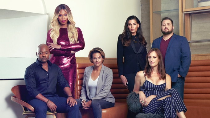 Variety Trans Hollywood Roundtable Cover Story