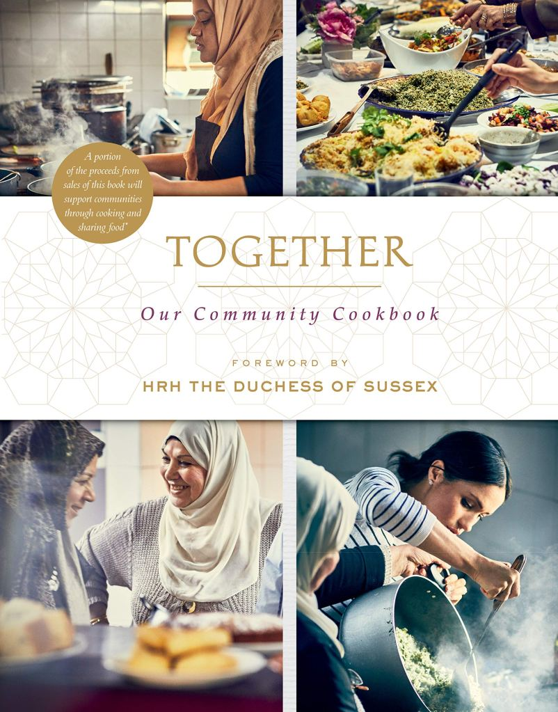 meghan markle cookbook together where to buy online