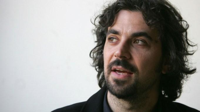Uruguayan Director Alvaro Brechner Attends a