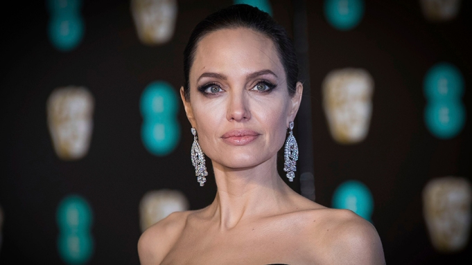Angelina Jolie The Kept