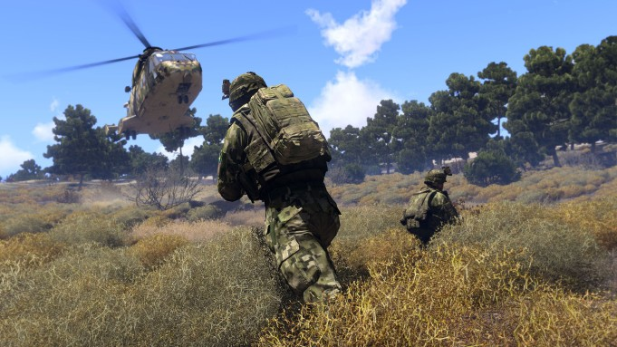 'Arma 3' Celebrates Fifth Anniversary With