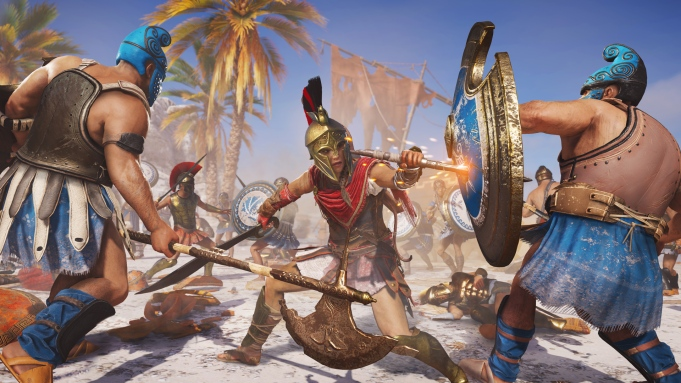 'Assassin's Creed: Odyssey' Is Coming To