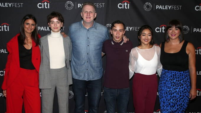 Atypical cast crew