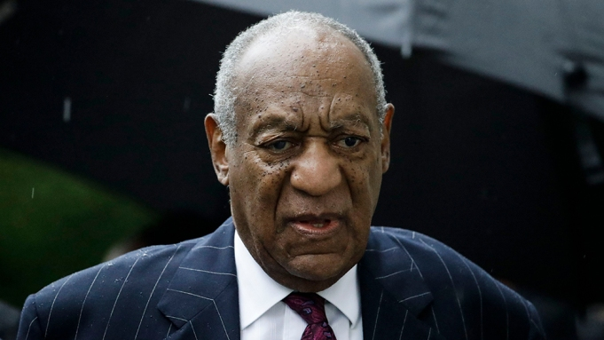Bill Cosby arrives for his sentencing