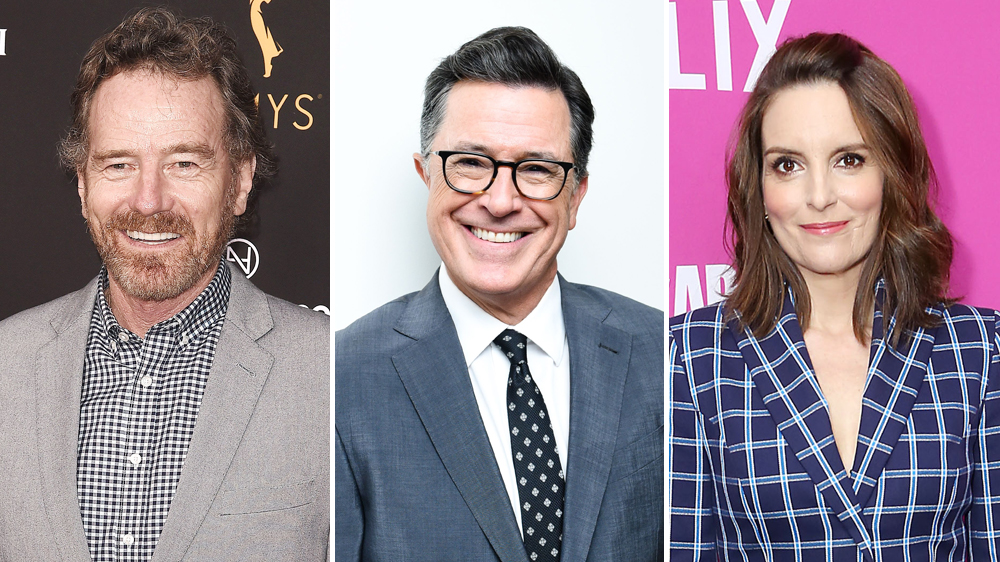 Stephen Colbert, Tina Fey to Present Twain Prize to Julia Louis-Dreyfus