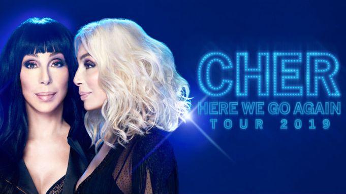 Cher Announces 'Here We Go Again'