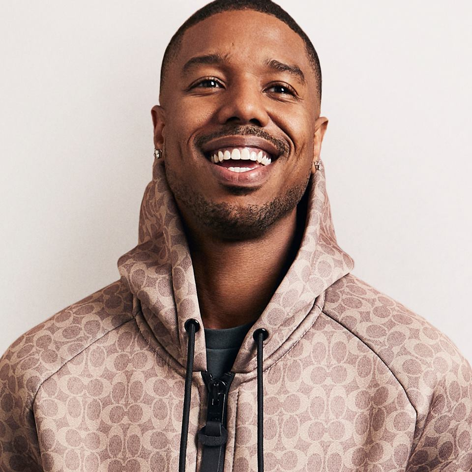 michael b jordan coach collection campaign where to buy
