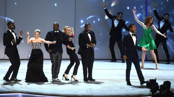 Watch the Musical Emmy Opener, 'We