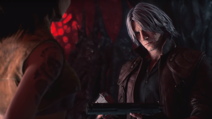 TGS 'Devil May Cry 5' Trailer