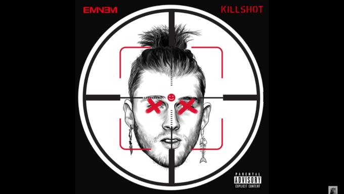 Eminem Slams Machine Gun Kelly With