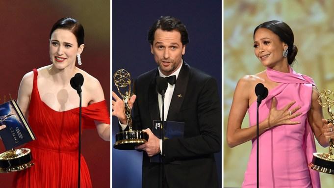 Emmy Winner Split