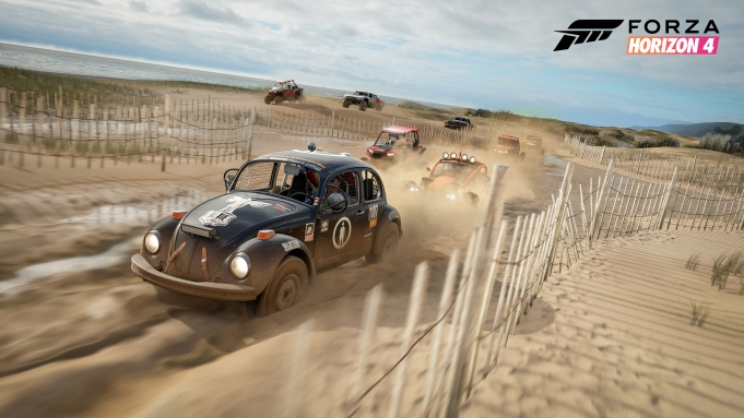 'Forza Horizon 4' includes so much