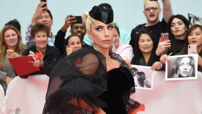 Lady Gaga Toronto Film Festival