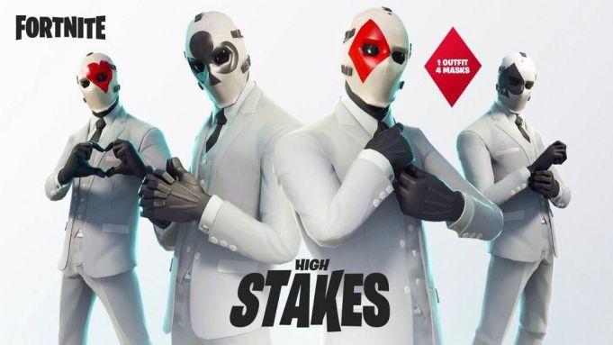 'Fortnite's' New 'High Stakes' Limited-Time Event