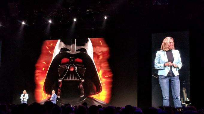 Oculus Quest Headset Gets 'Vader Immortal'