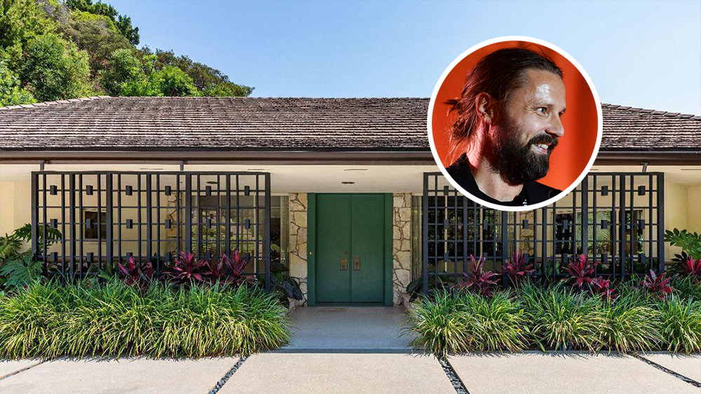 Max Martin Lists Super-Chic Beverly Hills Home (EXCLUSIVE)
