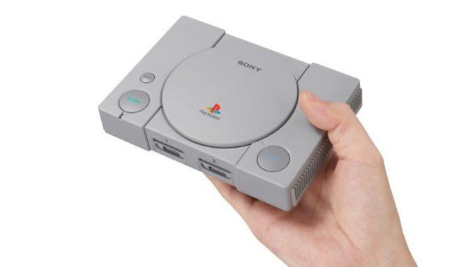 PlayStation Classic Mini Console Coming Dec.