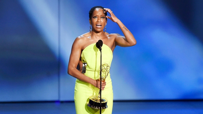Regina King Emmy Win