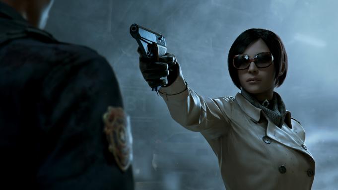 New 'Resident Evil 2' Remake Trailer