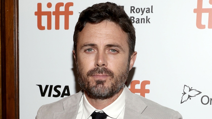 Casey Affleck'The Old Man and The
