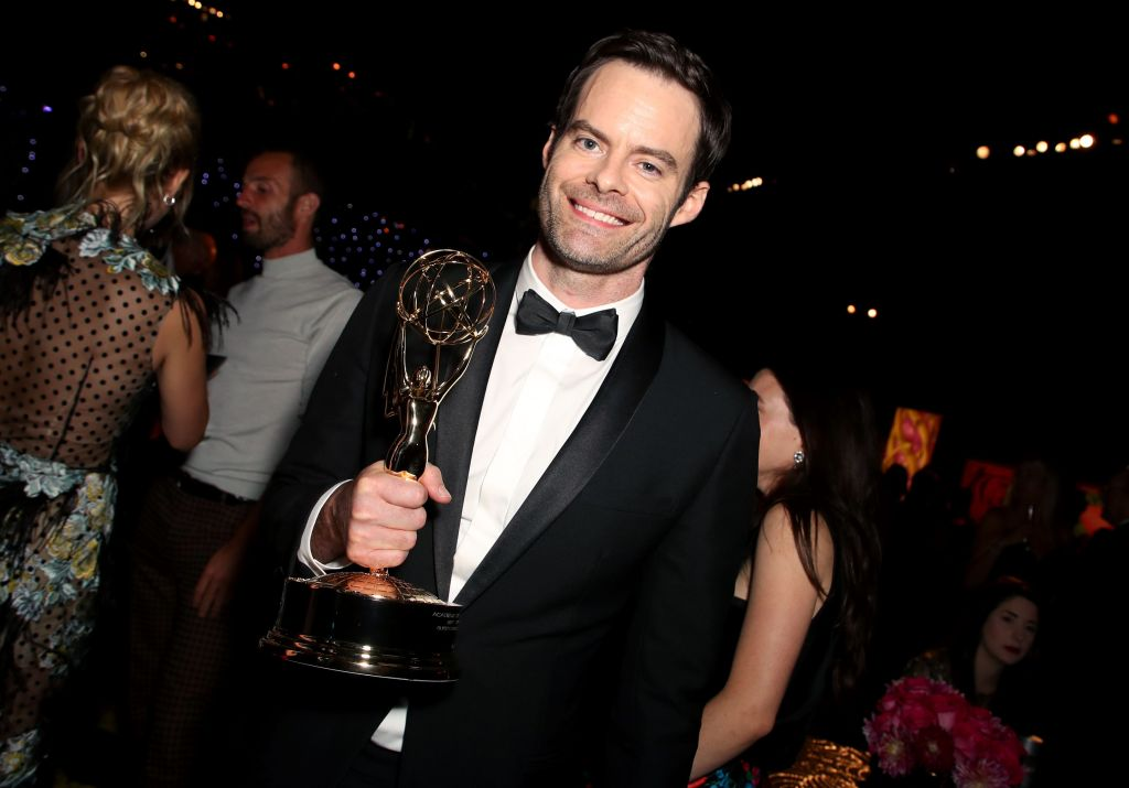 Bill Hader 70th Primetime Emmy Awards, HBO Party, Inside, Los Angeles, USA - 17 Sep 2018
