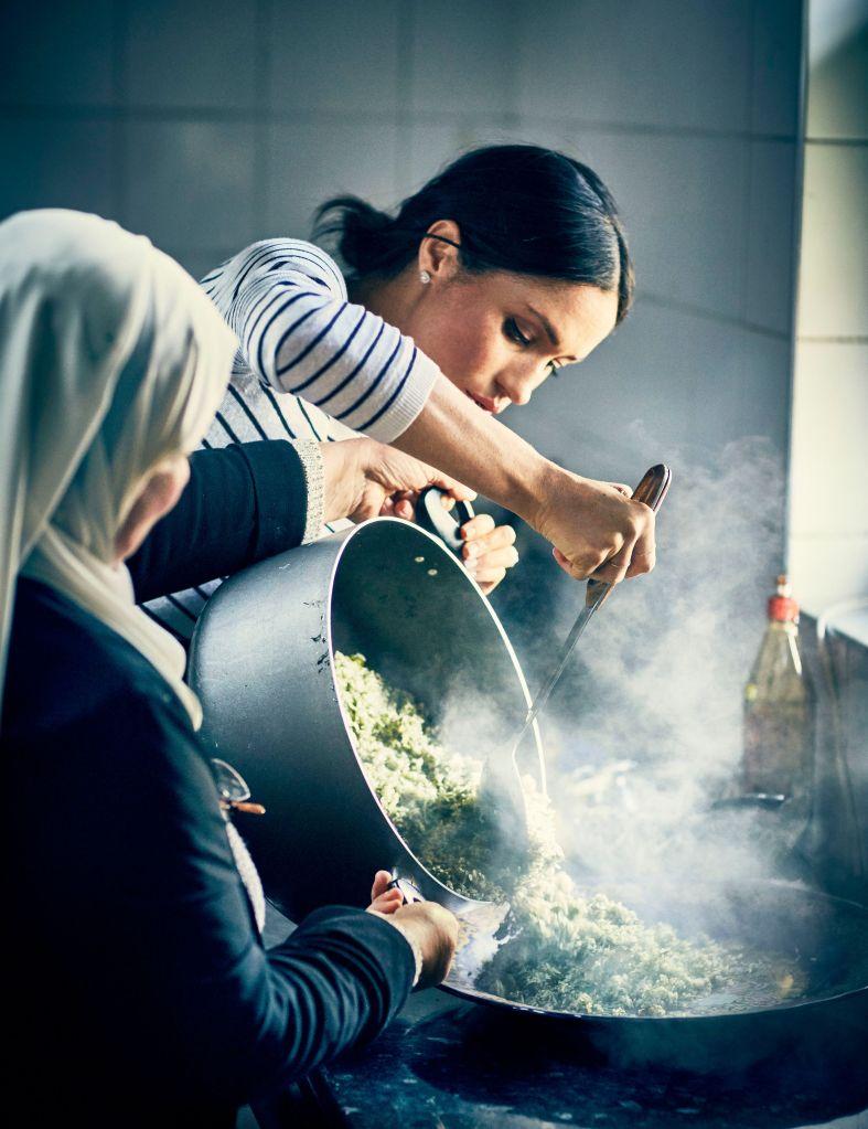 meghan markle cookbook order online