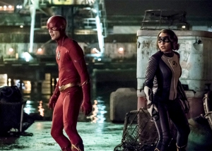The CW Moves 'The Flash' Premiere Date Back One Week (TV News Roundup)