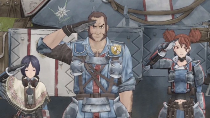 The First 'Valkyria Chronicles' is Getting