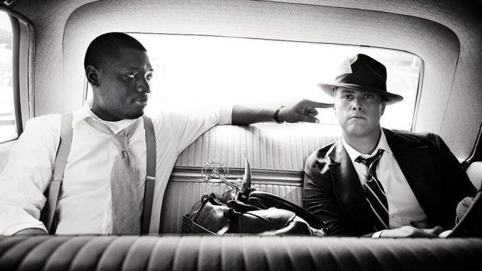 Michael Che and Colon Jost photographed