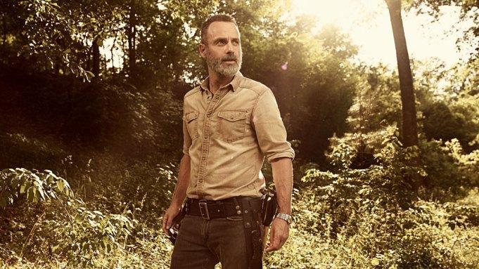 The Walking Dead Season 9 Andrew