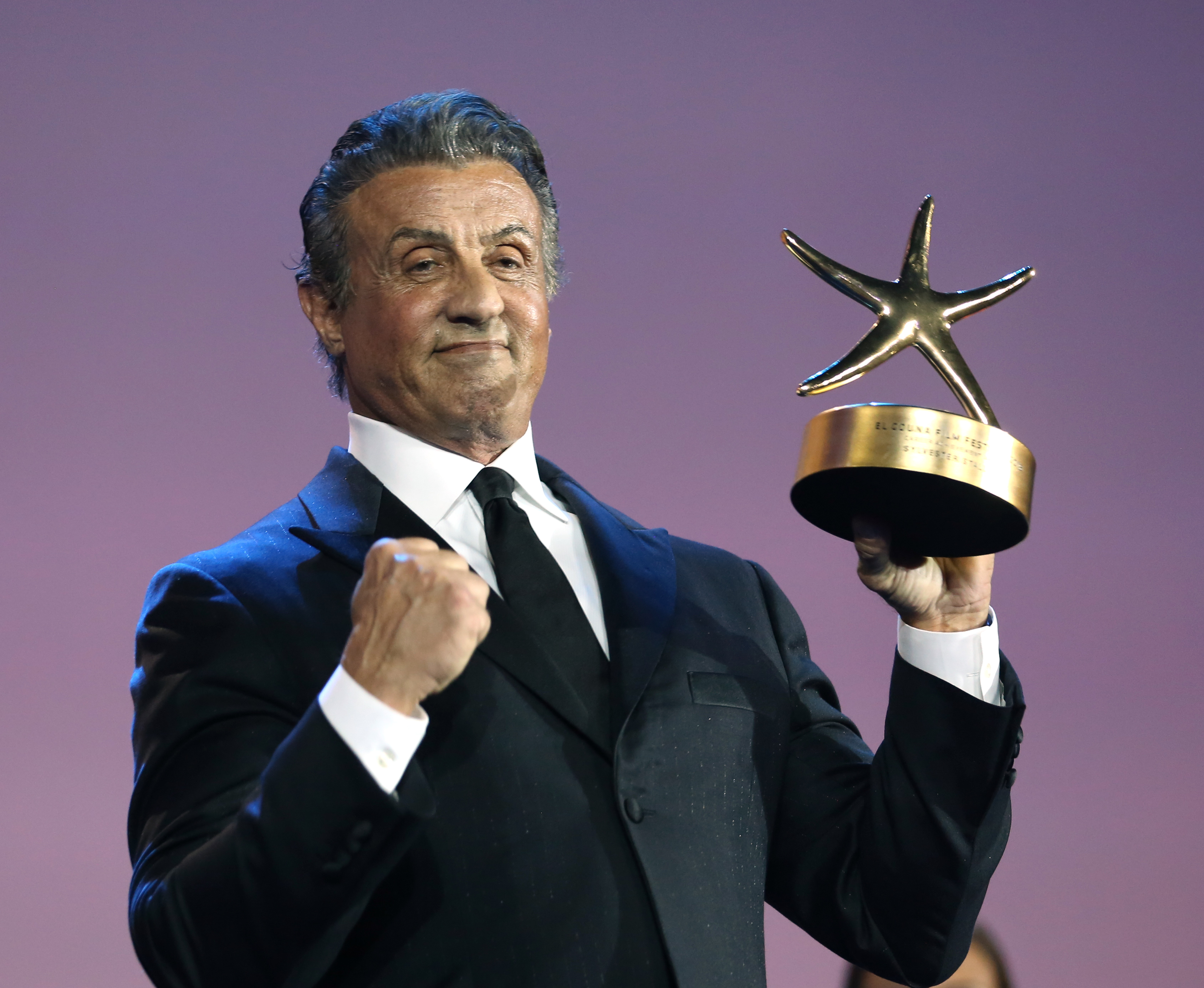Sylvester Stallone, 'A Land Imagined' Honored at El Gouna Film Festival