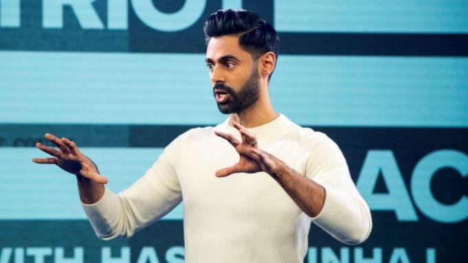Hasan Minhaj Patriot act Netflix