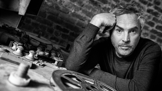 Alfonso Cuaron Roma Variety Cover Story
