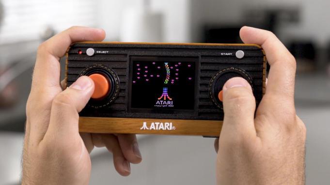 Atari Introduces New Retro Gaming Products