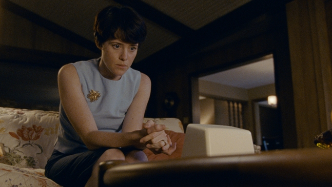 CLAIRE FOY as Janet Armstrong in