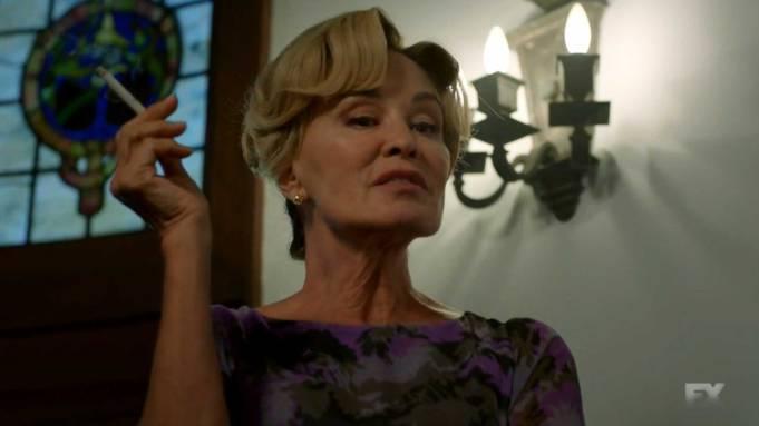 'AHS' Recap: Jessica Lange, Connie Britton