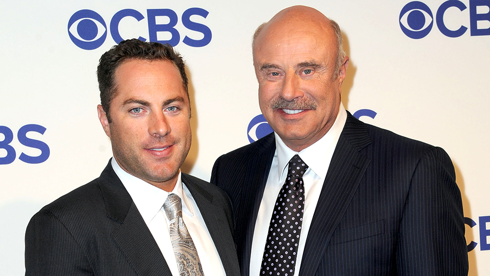 Dr. Phil, Jay McGraw Set Up Pair of Drama Projects at CBS