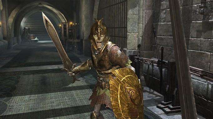 New 'The Elder Scrolls: Blades' Shown