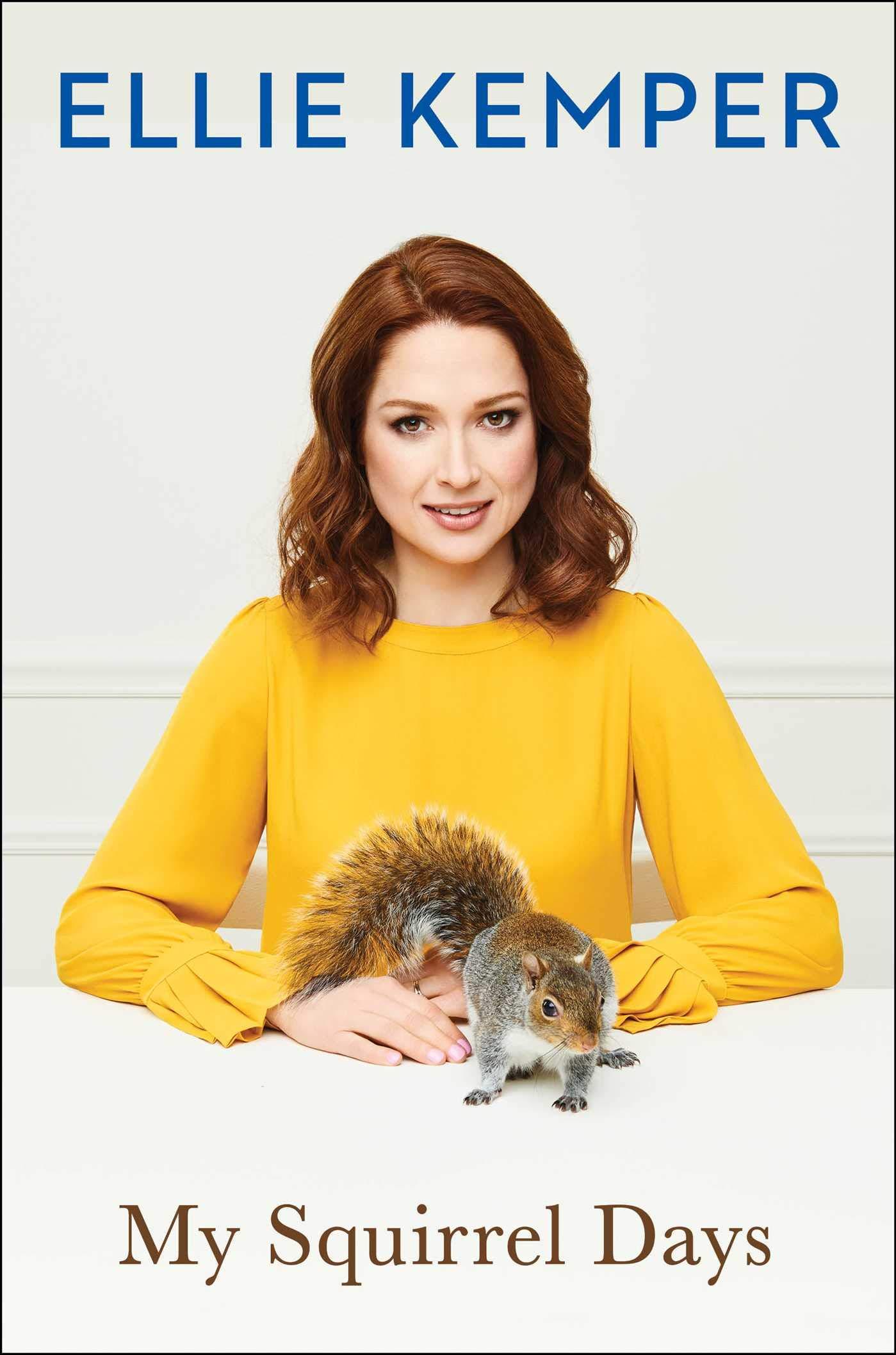 ellie kemper book my squirrel days buy online