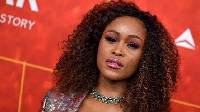 'The Talk' Co-Host Eve Says Julie