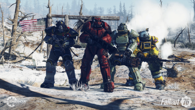 'Fallout 76' Gameplay Preview