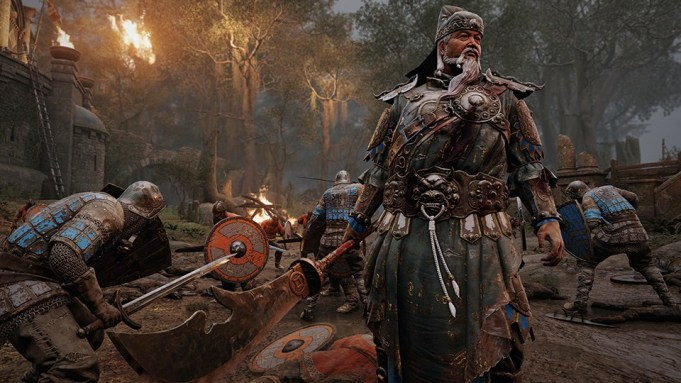 'For Honor: Marching Fire' Launch Trailer