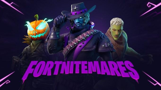 Halloween Arrives in 'Fortnite's' Big 6.20