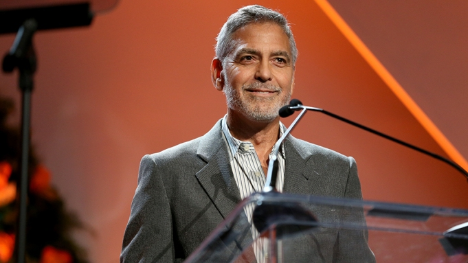 George Clooney attends Variety's Power of